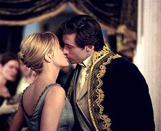 """""""Kate and Leopold""""...let me be honest here, I haven't watched this movie in a loooong time and have no recollection of why I love it so much. Maybe I should watch it so I can tell you why I love it. I just know that I ADORE this movie, haha."""