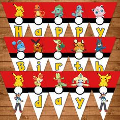pokemon party decorations - Google-Suche