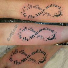 matchingtattoos for a mother and her two daughters ...