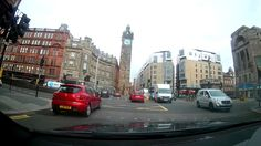 Car Dash Cam Footage - Glasgow, Scotland, UK (New Maifang Camera Mounted) Scotland Uk, Glasgow Scotland, Sports Camera, Dashcam, Uk News, Street View, Travel, Cars, Viajes