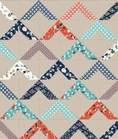 New quilt pattern by Rashida Coleman-Hale featuring her beautiful new Tsuru fabric collection. Read the 2nd in a series of posts on her journey to International Quilt Market where the collection will debut! http://blog.spoonflower.com/2012/10/road-to-quilt-market-market-ing.html#