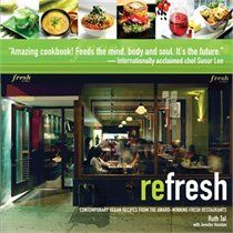 One of my fave cookbooks - next best thing to going to Fresh (one of my fave Toronto restaurants)
