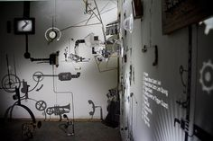 A Magical Installation Combines Rube Goldberg With Shadow Puppets | Co.Design…