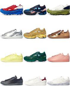 awnex:  Raf Simons X Adidas S/S 2016