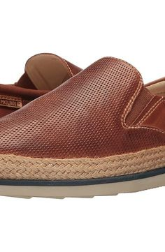 Pikolinos Linares M2G-3094 (Cuero Brandy) Men's Shoes - Pikolinos, Linares M2G-3094, M2G-3094-325, Footwear Closed General, Closed Footwear, Closed Footwear, Footwear, Shoes, Gift - Outfit Ideas And Street Style 2017