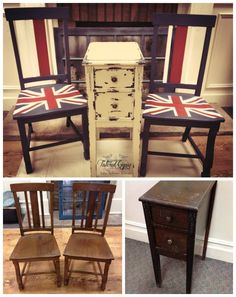 Repurposed Furniture Before and After | Before & After