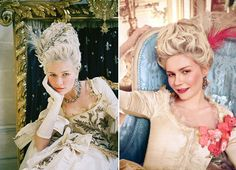 love it or hate it as a movie, marie antoinette had such an amazing soundtrack, set design, hair, and costumes!