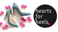 """Hearts for heels: Neue Version aus """"Die Höhle der Löwen"""", 1 Paar: Amazon.de: Schuhe & Handtaschen"""