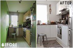 Metamorfoza kuchni - zdjęcie od OlaZebra - Kuchnia - Styl Skandynawski - OlaZebra