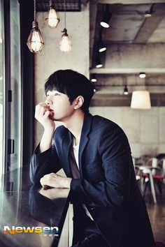 Kim Myungsoo, L Infinite, Dimples, Friends Forever, Korean, Angels, Sky, Korean Language, Angel