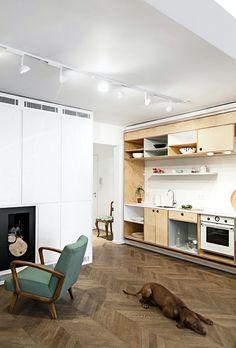 Un appartement entièrement rénové (5)