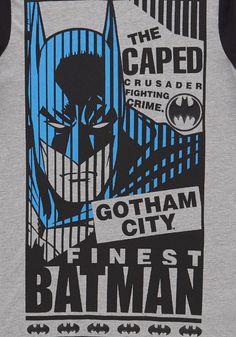 Tesco non food Night Suit, Bat Man, Gotham City, Simple Art, Warner Bros, Printed Tees, Dc Comics, Artworks, Cool Designs