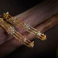 Diamond bangles from Diamond Smith.efif Diamond bangles from Diamond Smith. Aquamarine Jewelry, Sterling Silver Jewelry, Gold Jewelry, Pandora Jewelry, Crystal Jewelry, Wedding Jewelry, Diamond Jewelry, Bracelets Design, Gold Bangles Design