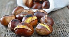 Maronen, Esskastanien - Tipps zu Herkunft, Rezeptvarianten (mit Quark und Äpfeln), Maronenpüree, Saison, Einfrieren und kl. Rezeptesammlung.