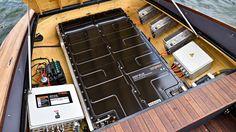 Torqeedo : les batteries de la citadine BMW i3 alimentent un bateau électrique