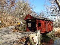 Henry Covered Bridge, Mingo Creek Park, Washington County,PA