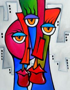 Shared By Fidostudio Print by Tom Fedro - Fidostudio
