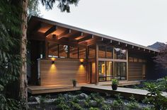 NW Modern Style House