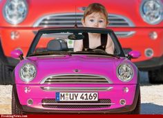 The Most Unbelievable 30 Realistic Kid Cars  - We used to see cars on road which are big in size with mature people driving them, but do you believe that you can see a small car with a little boy o... -   .