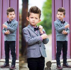 Boys gentleman fashion set