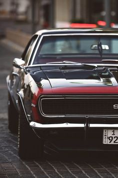 1968 Chevrolet Camaro coupe RS - SS / Rally Sport - Super Sport 350 cid small block