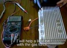 DIY: How to Build a Thermoelectric Energy Generator With a Cheap Peltier Unit