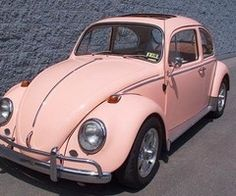 My first car...it was multi-colored, would have loved the pink!