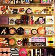 Mac Limited Edition- I need this rack in my life!!!