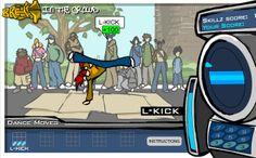 Bailar hip-hop