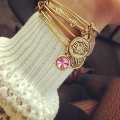 Initial M Charm Bracelet | Alex and Ani