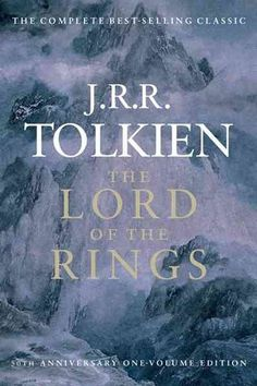 50 sci-fi/fantasy novels that everyone should read