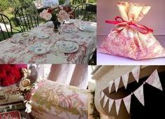 toile du jouy wedding - Google Search