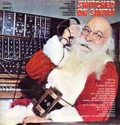 sy mann switched on santa christmas crackers christmas vinyl merry christmas christmas - Classic Christmas Albums