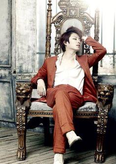 Super Junior Heechul - Born in South Korea in 1983.