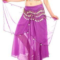 Chiffon Multi-layered Skirt,