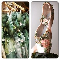 The Dream Inspired Pointe Shoe …