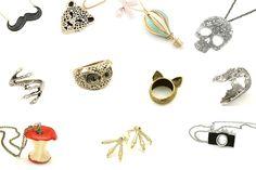 Cosmic jewellery