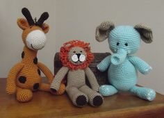 3 custom critters
