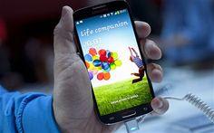 El Galaxy S4 llegará a España a finales de Abril