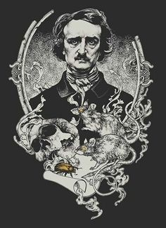Poe by Rotten Fantom (@ rottenfantom)