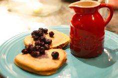 Breakfast for dinner - Gluten Free Buckwheat Pancakes!