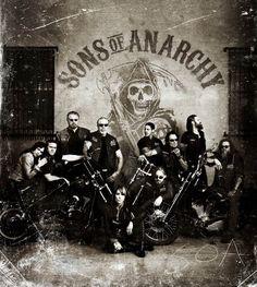 #Sons #of Anarchy Ireland Black #T-shirt   love soa   http://amzn.to/HmZzJ1