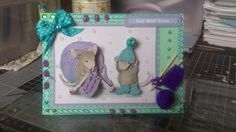 house of mouse card..