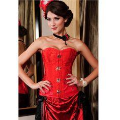 korzet Krásné červené korzet, nastavitelný, účinně Slims pas, zvedá prsa, budete cítit žensky a velmi sexy. https://www.cosmopolitus.com/fine-cotton-twill-lining-stainless-steel-busk-closure-corset-p-206742.html?language=cz&pID=206742 #cerveny #korzet #damsky #sexy #nastavitelny #hubnutí
