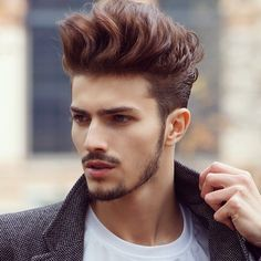 25 New Long Hairstyles For Guys and Boys Guide) New Long Hairstyles, Quiff Hairstyles, Hairstyles For Boys, Mens Hairstyles 2014, Classic Mens Hairstyles, Hair Styles 2014, Medium Hair Styles, Short Hair Styles, Hair Medium