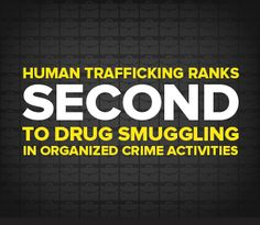 Can someone write me a research paper on why human trafficking is wrong?