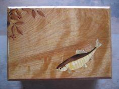 Fish box by Tomoko Hasuo