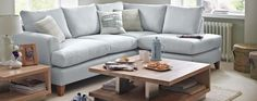 Capsule collection - Modern sofa range in a variety of styles | dfs