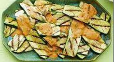 Balsamic Grilled Zucchini Recipe | Healthy Recipes