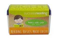 Success Reading's Phonics Game Cards http://www.amazon.com/dp/B00SP45KKS/ref=Phonics+cards